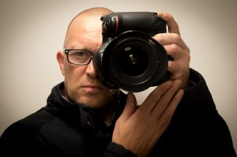 Award winning PR photographer Wullie Marr
