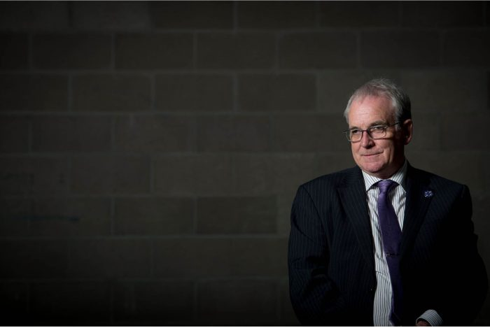 Jerry Stewart statement covered by Scottish PR experts