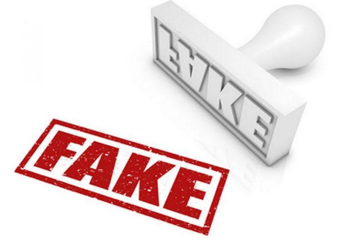 Digital PR Tips Fake News Stamp