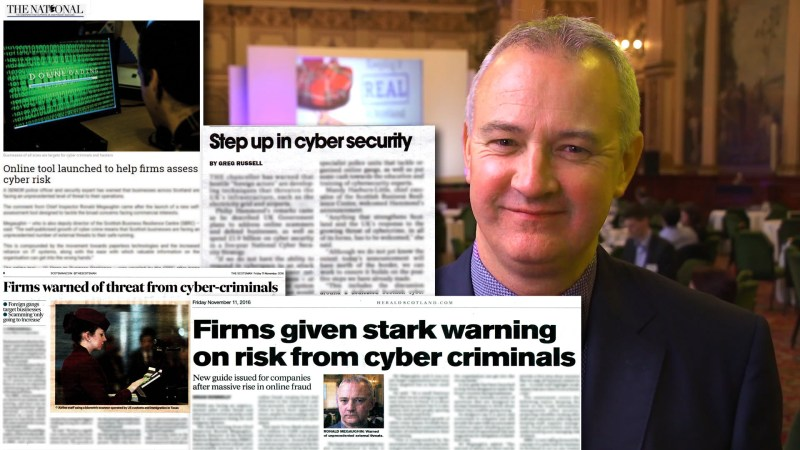 SBRC cyber crime initiative media coverage