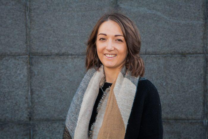 Laura Morrison, December 2016 intern