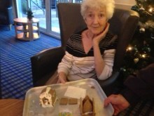 Scottish PR Agency shares story of Gingerbread House Competition at Bupa Care Home