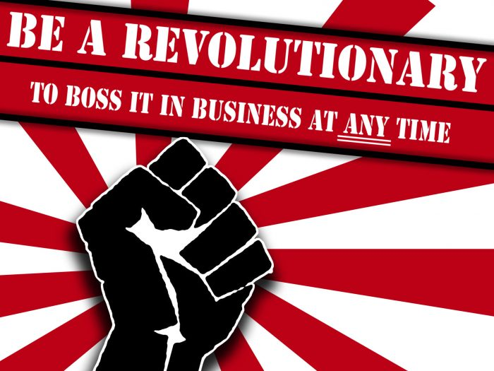 be-a-revolutionary