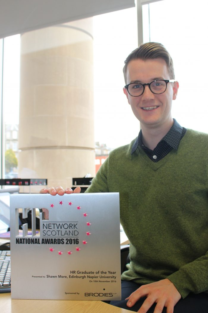 Edinburgh PR agency announces HR award win