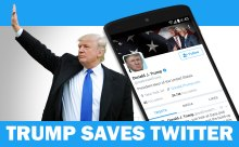 Donald Trump Twitter Digital PR