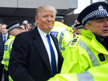 Donald Trump Crisis PR