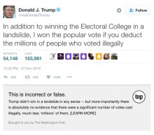 Donald Trump Tweets and Digital PR 3