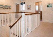 PR Photos of a Law Gardens showhome staircase