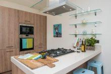PR Photos of A Law Gardens showhome kitchen