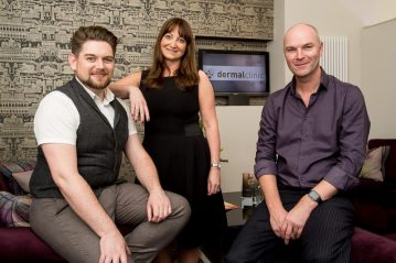 The Dermal Clinic Staff - Edinburgh PR