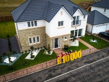PR photography for Launch of CALA Homes £10,000 Community Bursary