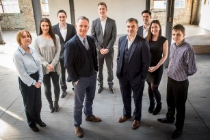 The team at Holryood PR In , Scotland
