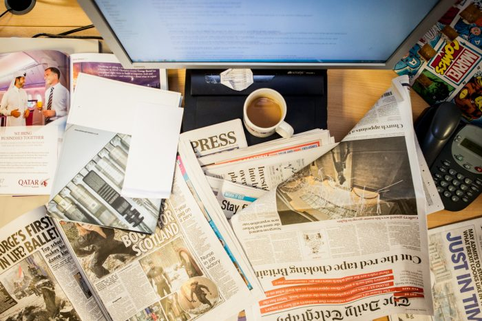 PR Services can bring a boost to business image