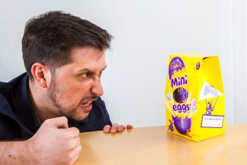 Easter Egg blog by Scottish PR Agency