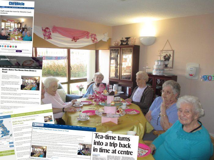 Sweet Rose Tea Room Edinburgh PR Agency Coverage