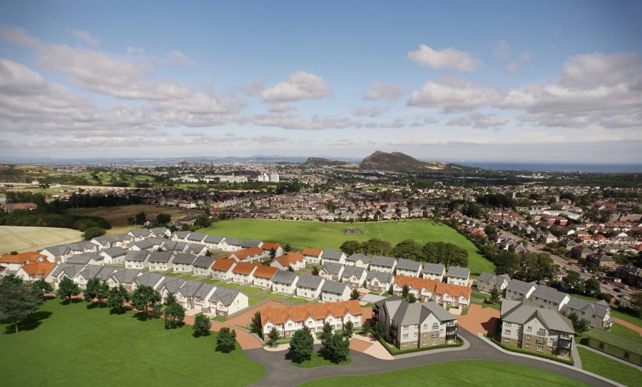 Liberton Grange Overview from Scottish PR Agency