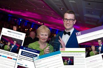 Excellent coverage for Edinburgh PR story