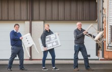 Cala Homes Furniture Donation picture for Edinburgh PR