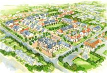 An artist's impression of Gullane Development a part of property PR story