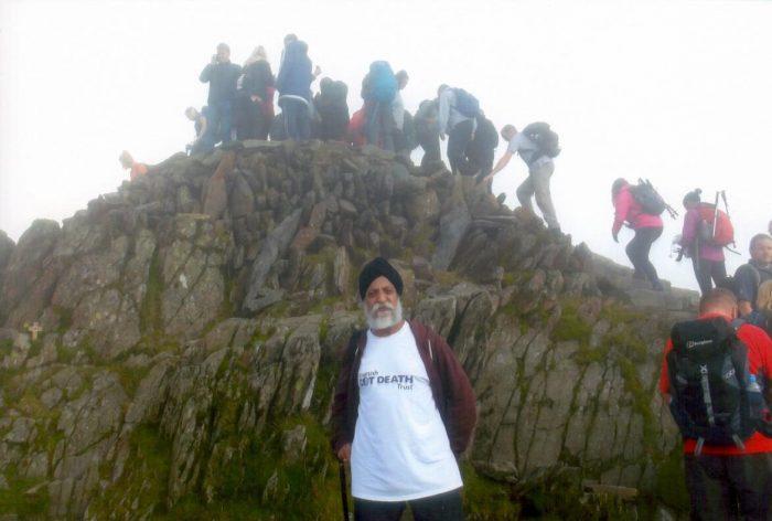 Gurdev picture for Edinburgh PR story