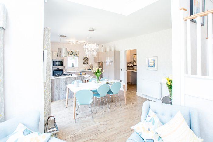Edinburgh PR agency tells story of CALA Homes award winning Kinleith Mill development