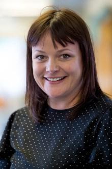 PR photography of Roslyn Neely, of Edinburgh Children's Hospital Charity