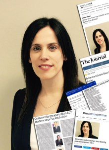 Philippa Cunniff Apointment Montage from Scottish PR Agency