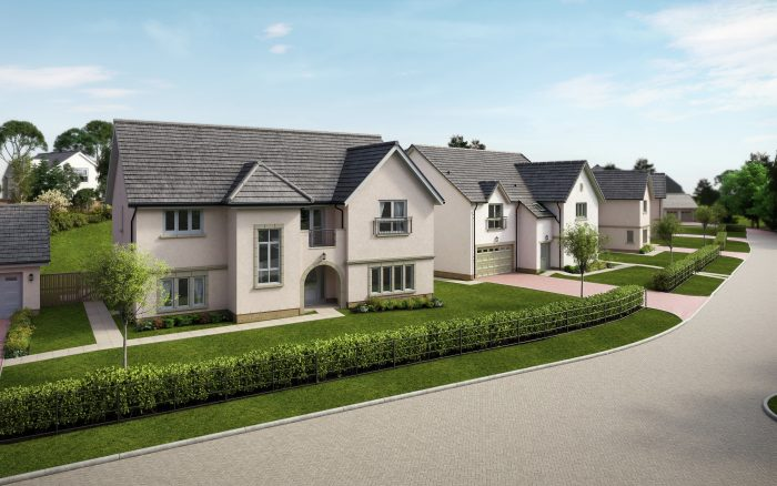 CALA Homes The Oaks development in Linlithgow- Edinburgh PR story