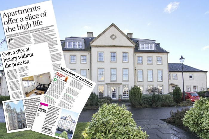 Boyd Legal media coverage for two beautiful buildings with the help of Edinburgh PR agency