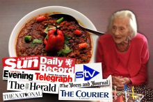 PR Video captures curry Loving Nan