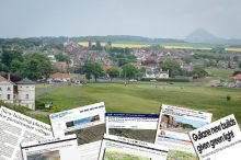 CALA's developments in Gullane gain extensive media coverage thanks to property PR experts - photo courtesy of Deadline News