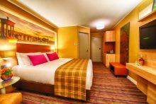 Leonardo Hotel Room for Scottish PR story