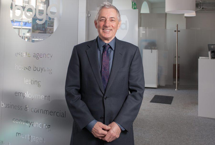 Peter Boyd by Legal PR