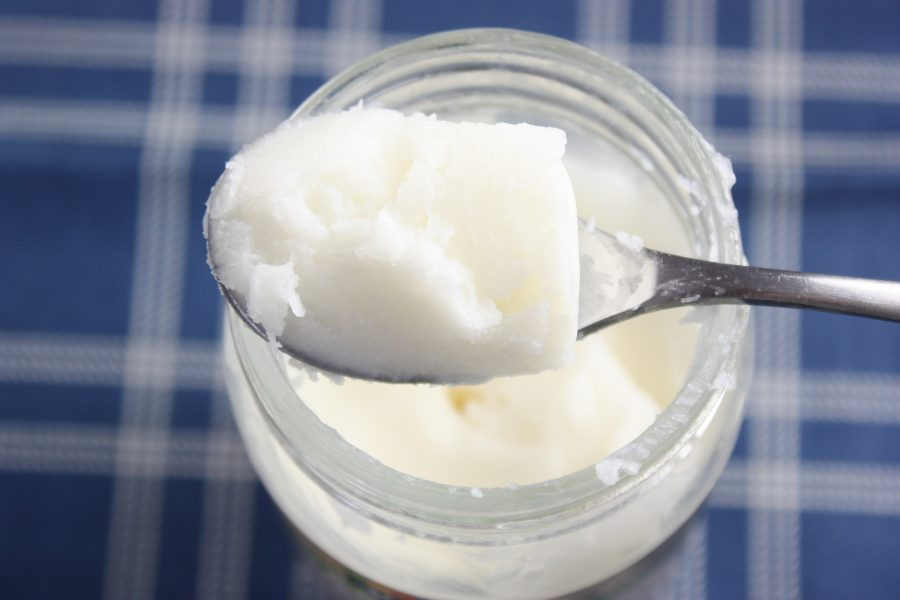 Coconut Oil blog image from Scottish PR Agency