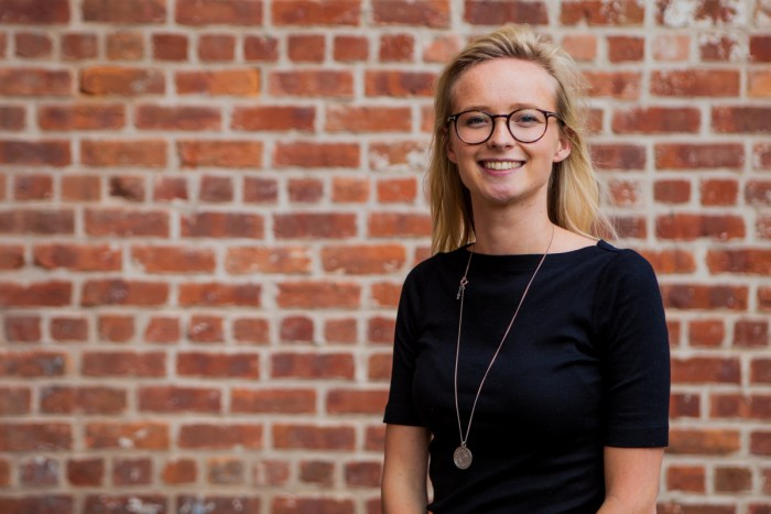 Alex Bowles intern at Award Winning PR agency, Holyrood PR