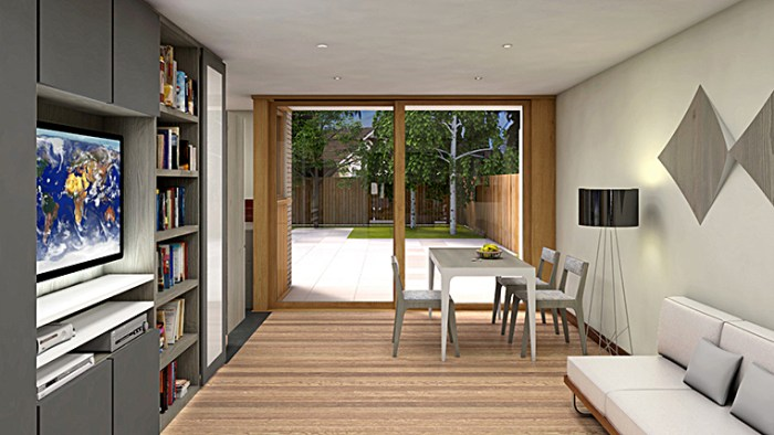 Futuristic Homes for Independent Living with Scottish PR