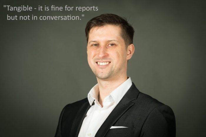 Edinburgh PR consultants look at corporate jargon Craig Sinclair