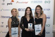 Outstanding Woman in Cyber At Cyber Awards - Tech PR