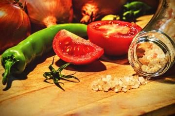 Tasty Ingredients Used For PR video