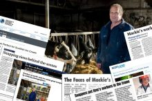 A spread of coverage for Award Winning Scottish PR Agency