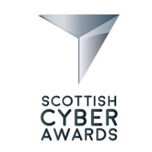 Scottish Cyber Awards Logo Tech PR in Scotland