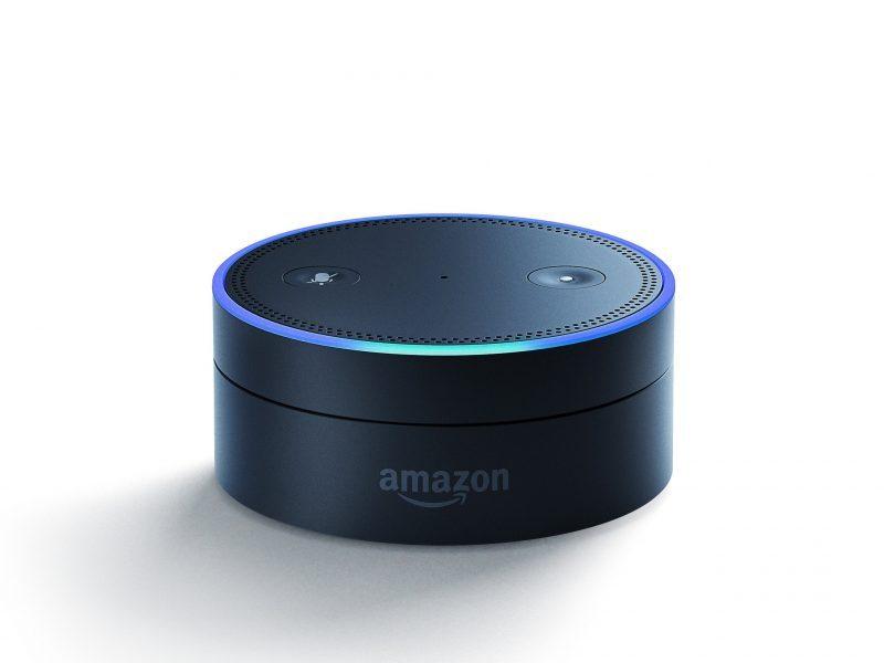 Amazon Echo PR consultant Edinburgh