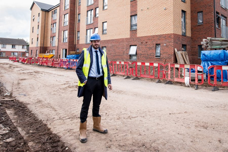 Iain McLean at Fleming Place by Scottish PR Agency