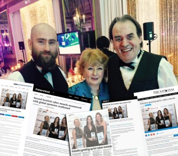Coverage of the launch of the second SCA Awards with Tech PR Success