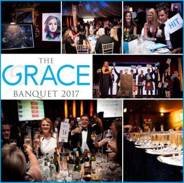 GRACE Banquet Gilson Gray Legal PR Scotland