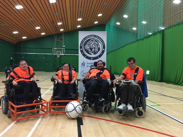 South Ayrshire Tigers image to be shared by Edinburgh PR Experts
