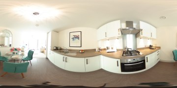 Edinburgh PR agency Holyrood PR shares image of 360 degree video