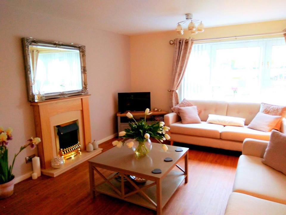 CALA Homes furnished donor flat, medical housing