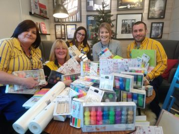 Charity PR experts share story of Ikea's kind donation to children's charity