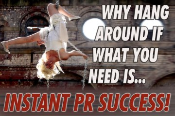 Instant PR results graphic